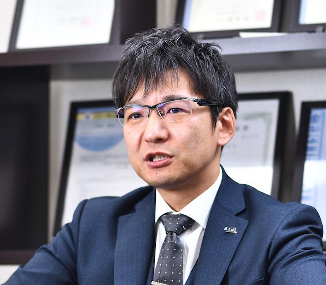 株式会社 e-style 代表取締役 阿部 勝利